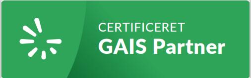 GAIS certificeret